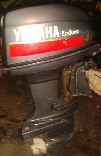 Motor fuera de borda yamaha 40x