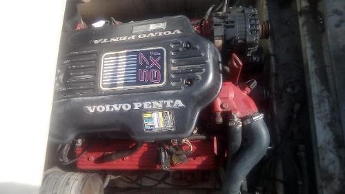 Motor volvo penta 5.7 gxi marino 320 hp a gasolina
