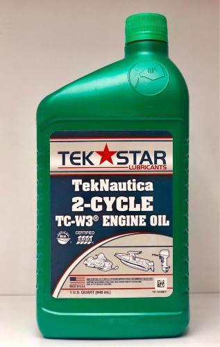 Aceite 2 tiempos tw3 fuera de borda tek star