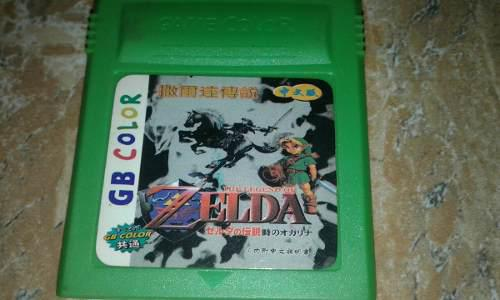 Juegos game boy de zelda /mario bross/ metroid samus
