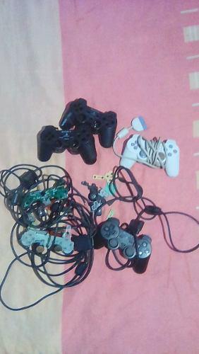 Control de playstation 2 para repuestos memory card juegos