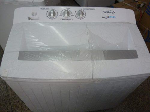 Lavadora doble tina 13 kg premium pwm1310pm
