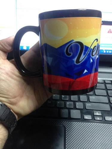 Taza café venezuela