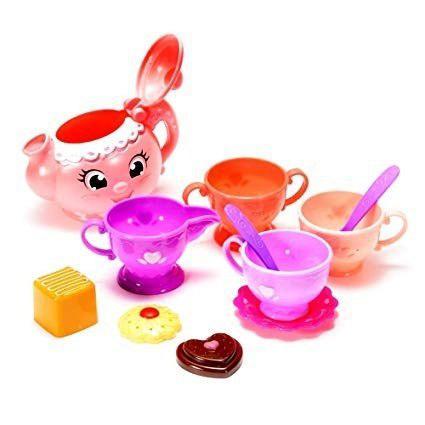 Juego de te niñas magic set juguete cocinita