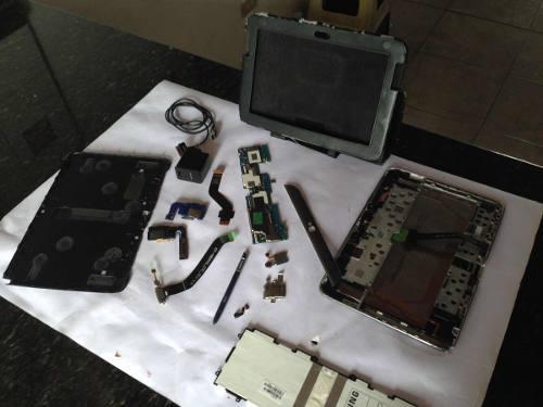 Repuestos para tablet samsung 3 gtn8000