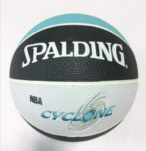 BALON PELOTA SY BASKET SPALDING NBA CYCLONE N°3 GOMA CO 11 segunda mano  San Antonio del Táchira (Táchira)