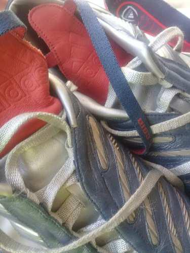 Calzado de futbol adidas fifa trx ground talla 11
