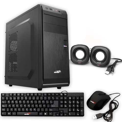Computadora intel core i3 4gb ram 500gb con monitor