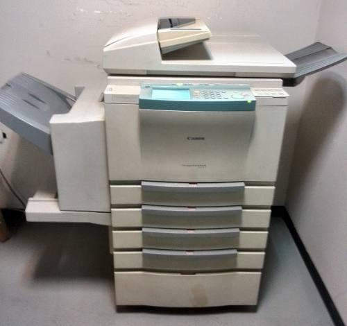 Fotocopiadora impresora canon ir 400. usada