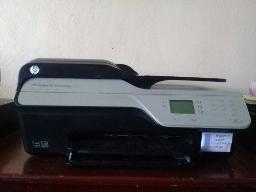 Impresora multifuncional hp deskjet ink advantage 4615