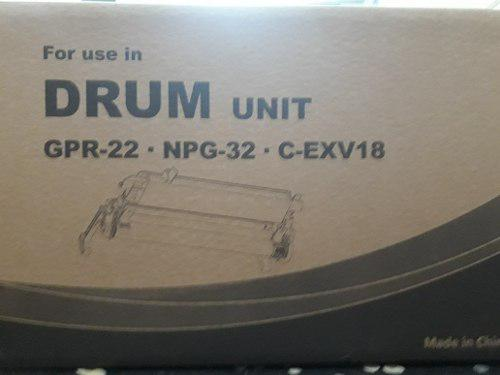 Módulo drum cilindro canon gpr-22