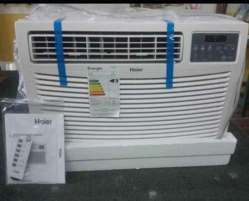 Aire acondicionado 15 mil btu de ventana corriente 220