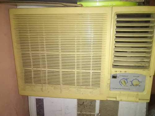 Aire acondicionado con el compressor dañado 18btu toshiba