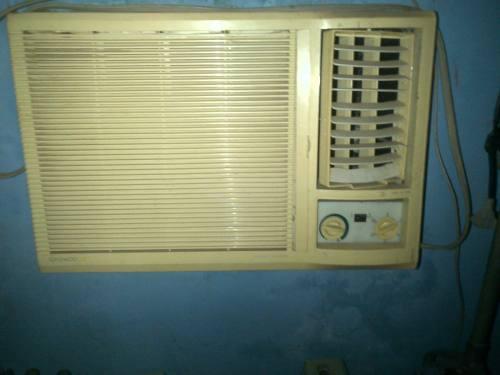 Aire acondicionado daewoo ventana 18000btu reparar o repues
