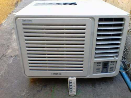 Aire acondicionado de ventana 12 mil btu 220 voltios
