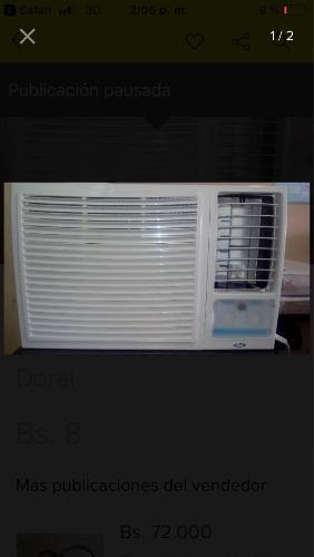 Aire acondicionado de ventana 12btu nuevo oferta