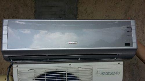 Aire acondicionado electrosonic 12000 btu 110v