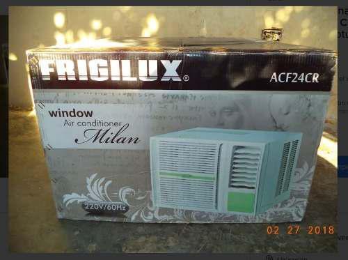 Aire acondicionado frigilux de ventana 24.000 btu