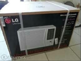 Aire acondicionado lg de ventana 18000 btu nuevo con comtrol