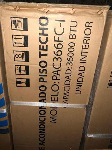 Aire Acondicionado Piso Techo 36000btu 220v Copeland
