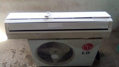 Aire acondicionado split lg 24btu