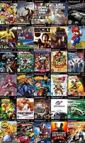 Juegos de play2 tengo muchos juegos para la consola probados