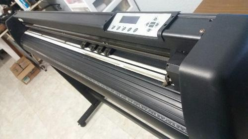 Plotter De Corte Bridge 135cm Perfecto Estado 300 Vrd