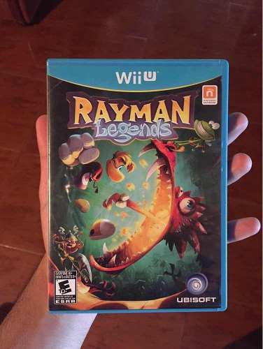 Rayman legends para nintendo wii u, oferta
