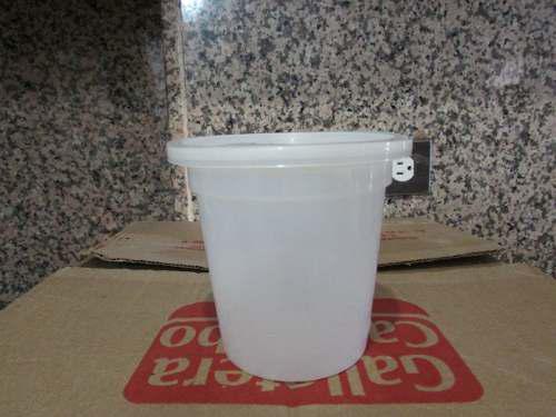 Tinas O Envases Plásticos 5oz 50unidades