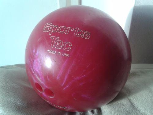 Bola Bowling 10lbs. Sport Tec Pro-line. Fucsia