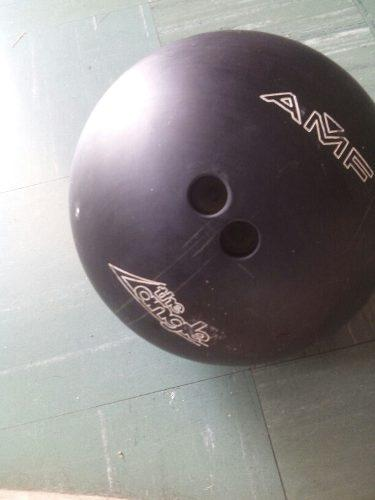 Bola De Bowling 16lbs The Langle Negra