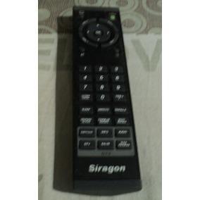 Control Para Televisor Siragon