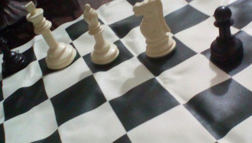 Juego ajedrez staunton6 tipo olimpico estuche lea descrip