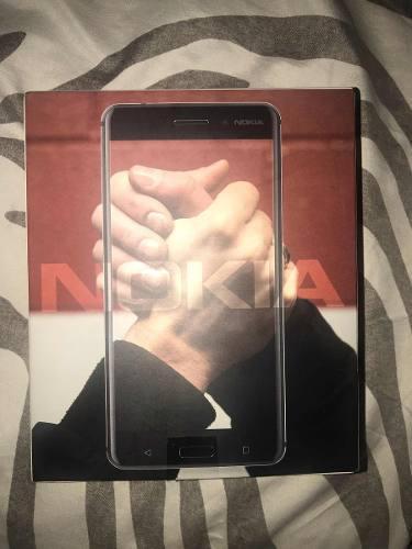 Nokia 6 32 Gb 3 Gb De Ram Cámara 16 Mp Trasera Frontal De 8