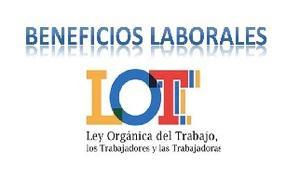 Se ofrece via email el Curso de Beneficios Laborales (LOTTT