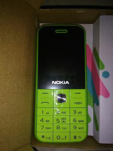 Telefonos Nokia Nuevos Basicos