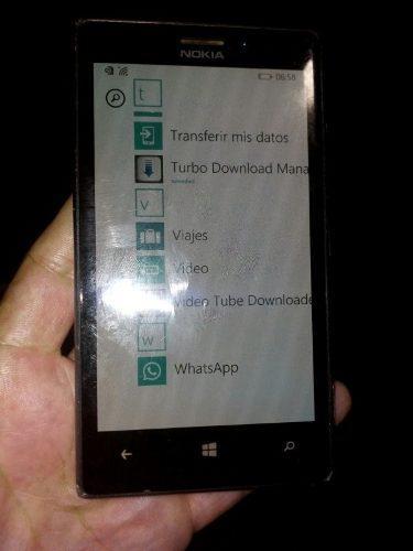 Vendo Nokia Lumia 925 Leer