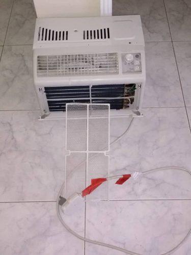 Aire acondicionado de ventana general electric de 5000 btu