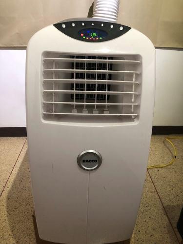Aire acondicionado portatil bacco 12000 btu enfria full