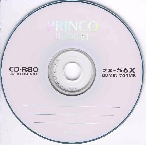 Cd Virgen Princo X Unidad
