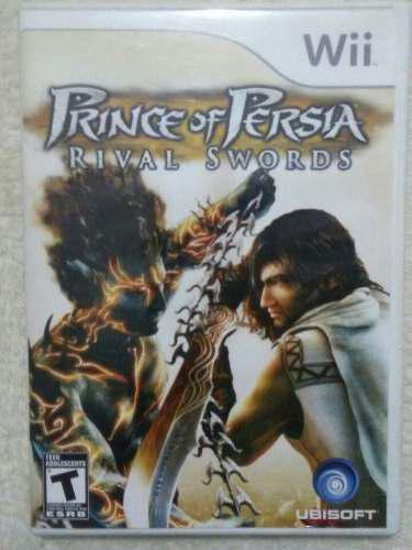 Juego Prince Of Persia: Rival Swords Para Wii