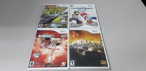 Juegos De Wii Originales.