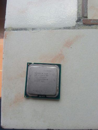 Procesador Intel Core 2 Duo 2.53ghz