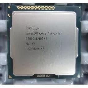 Procesador Intel Core I7 3770