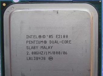 Procesador intel pentium dual core 2ghz con ventilador