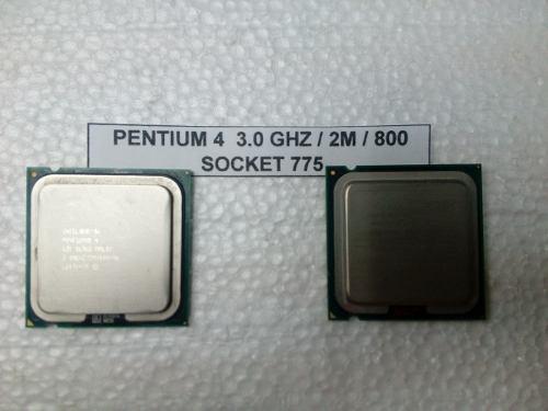 Procesador pentium 4 3.0 ghz socket 775