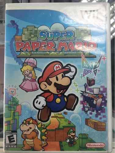Súper paper mario