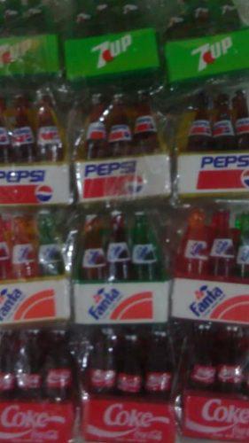Imanes 12 piezas gaveras de refresco