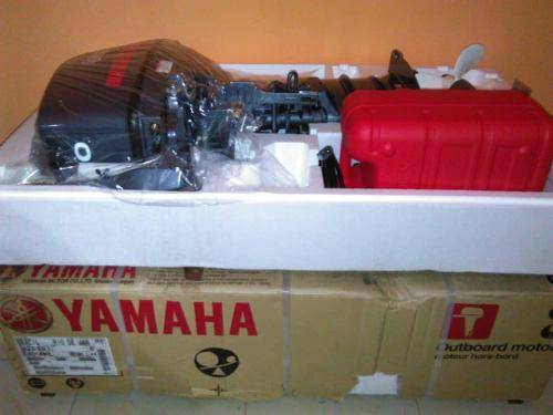 Motor fuera de borda yamaha 40 e40gmhl hp pata larga