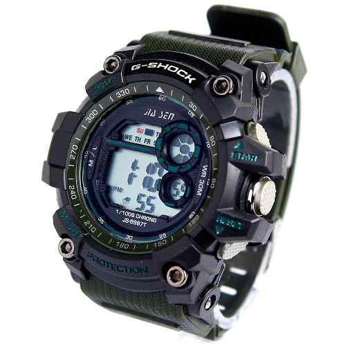 5fa516a45ab4 Reloj g shock digital camuflajeado caballero